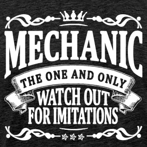 mechanic the one and only T-Shirts - Men's Premium T-Shirt