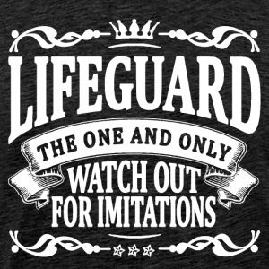 lifeguard the one and only T-Shirts - Men's Premium T-Shirt
