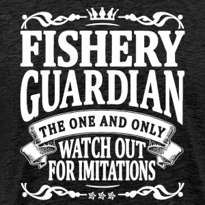 fishery guardian the one and only T-Shirts - Men's Premium T-Shirt