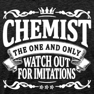 chemist the one and only T-Shirts - Men's Premium T-Shirt