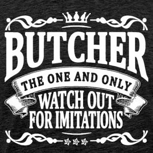 butcher the one and only T-Shirts - Men's Premium T-Shirt