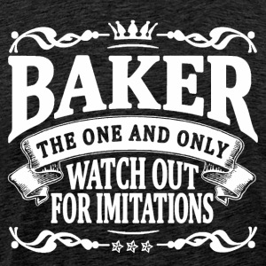 baker the one and only T-Shirts - Men's Premium T-Shirt