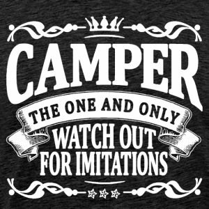 camper the one and only T-Shirts - Men's Premium T-Shirt