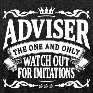 adviser the one and only T-Shirts - Men's Premium T-Shirt