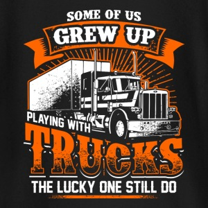 Grew Up - Trucker - EN Tee shirts manches longues Bébés - T-shirt manches longues Bébé