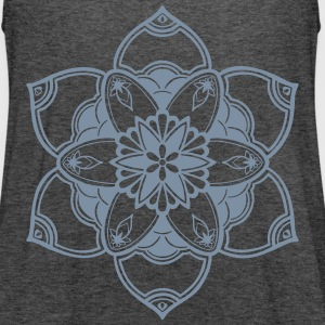 Mandala No. 2 Tops - Frauen Tank Top von Bella