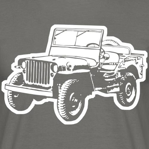 Jeep (Differenzbild)