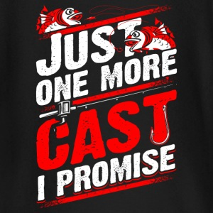 Just 1 more Cast - Fishing - EN Baby Langarmshirts - Baby Langarmshirt