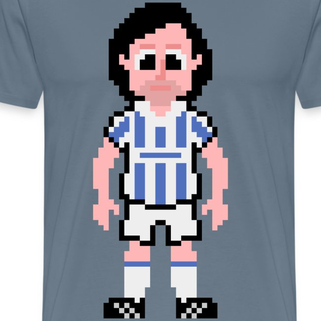 Gary Crosby Pixel Art T-shirt