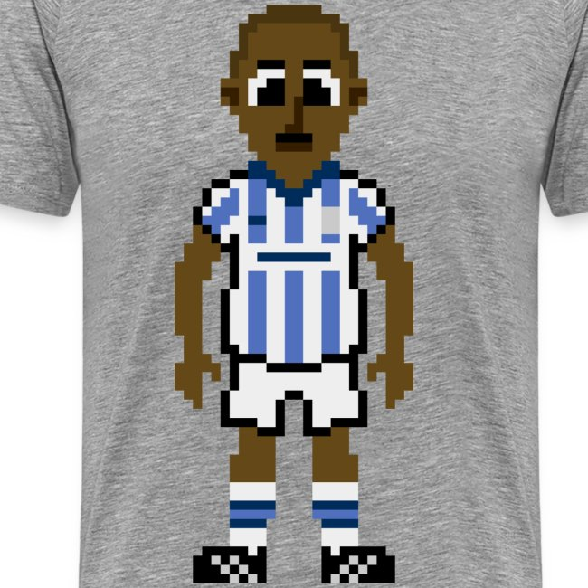 Wayne Allison Pixel Art T-shirt