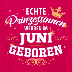 Juni T-Shirts - Frauen T-Shirt