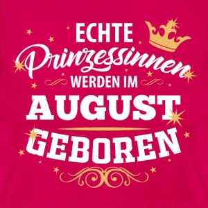 August T-Shirts - Frauen T-Shirt