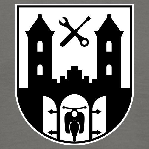 Simson Schwalbe - Suhl Wappen (2c)