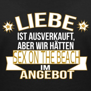 SEX ON THE BEACH T-Shirts - Frauen T-Shirt mit V-Ausschnitt