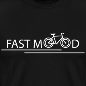 fast mood T-Shirts - Men's Premium T-Shirt
