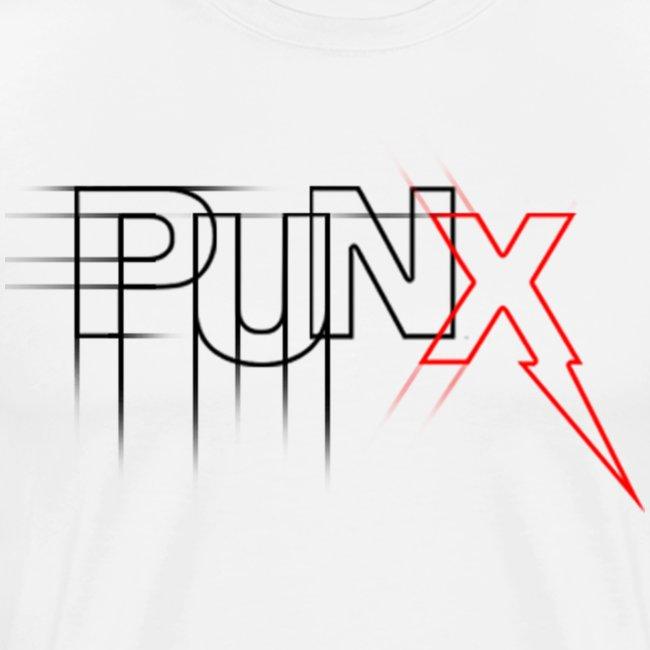 """PUNX """"sketch"""" Tee"""