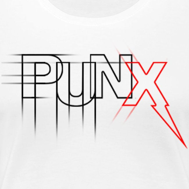 "PUNX ""sketch"" Tee - Woman"