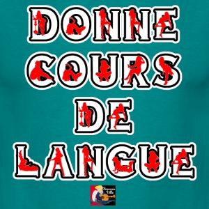DONNE COURS DE LANGUE - JEUX DE MOTS