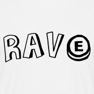 Design ~ Rave & PLUR on the back