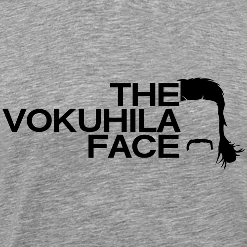the vokuhila face