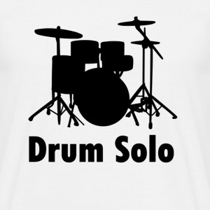 drum solo - Men's T-Shirt