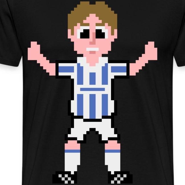 Tom Cowan Pixel Art T-shirt
