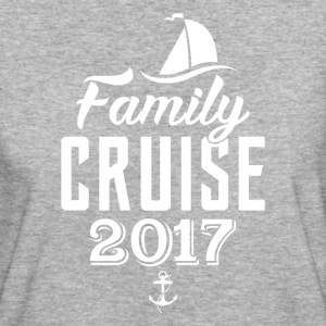 Family Cruise 2017 T-Shirts - Frauen Bio-T-Shirt