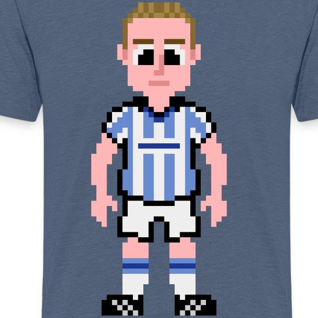 Kevin Gray Pixel Art T-shirt