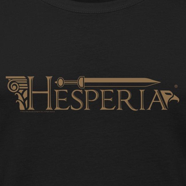 HESPERIA-Logo 2016- man tank top