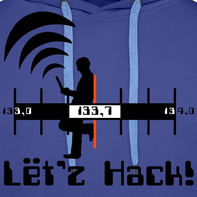 Let'z Hack! Hoody II
