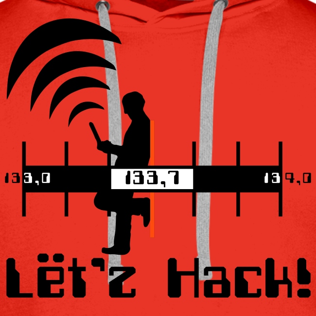 Let'z Hack! Hoody II