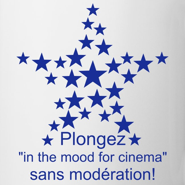"Plongez ""in the mood for cinema"""