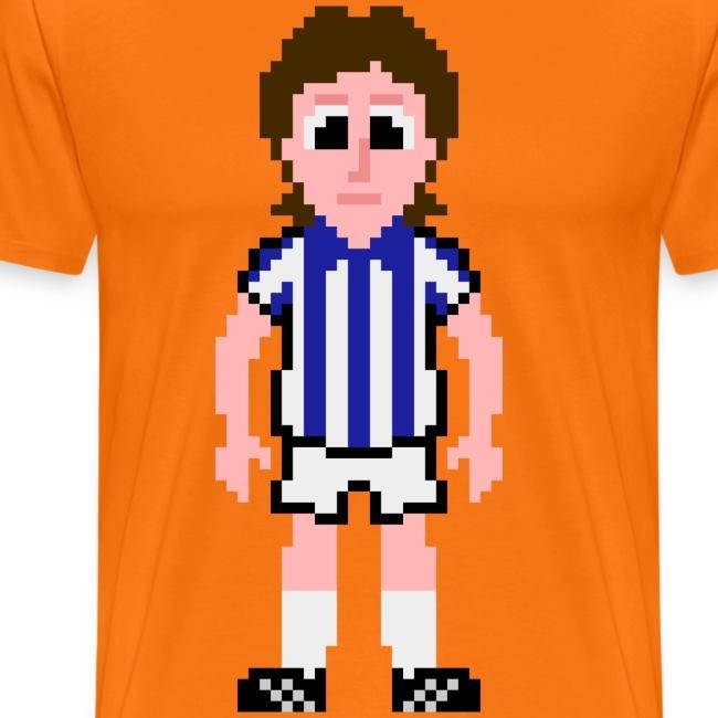 Peter Fletcher Pixel Art T-shirt