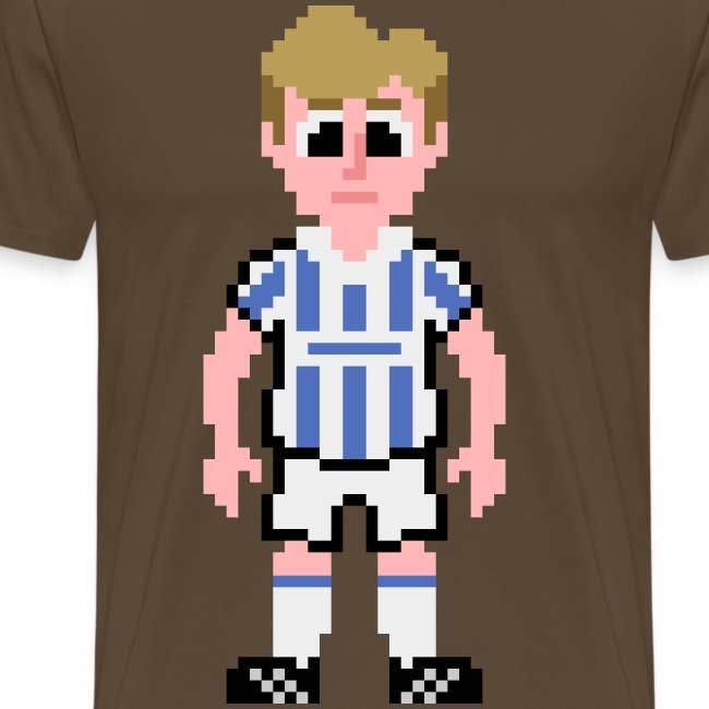 Lee Duxbury Pixel Art T-shirt