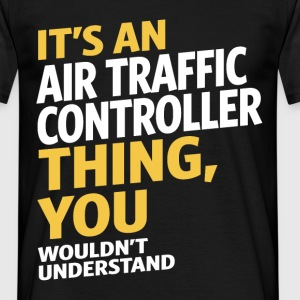 Air Traffic Controller - Men's T-Shirt