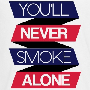 You'll never smoke alone Langarmshirts - Teenager Premium Langarmshirt