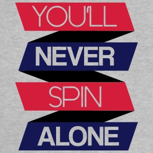 You'll never spin alone Baby T-Shirts - Baby T-Shirt
