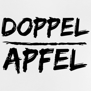 Doppelapfel Baby T-Shirts - Baby T-Shirt