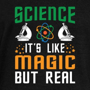 SCIENCE it's like magic Pullover & Hoodies - Frauen Pullover mit U-Boot-Ausschnitt von Bella