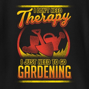 Gardening - Not therapy - EN Baby Long Sleeve Shirts - Baby Long Sleeve T-Shirt