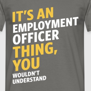 Employment Officer - Men's T-Shirt