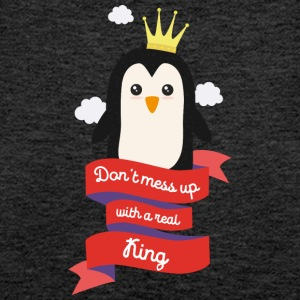 Dont mess up with a King Skkw2 Tops - Women's Premium Tank Top