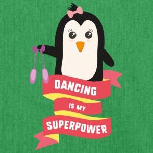 Dancing is my Superpower Smcxj Bags & Backpacks - Shoulder Bag made from recycled material