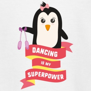 Dansen is mijn supermacht-Smcxj Shirts - Teenager T-shirt