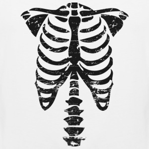 Bone skeleton Sports wear - Men's Premium Tank Top