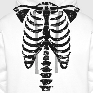 Bone skeleton Hoodies & Sweatshirts - Men's Premium Hoodie