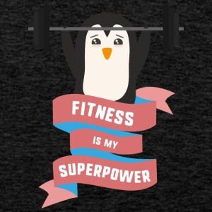 Fitness is my Superpower Sodhg Sports wear - Men's Premium Tank Top