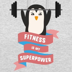 Fitness is my Superpower Sodhg Hoodies & Sweatshirts - Unisex Hoodie