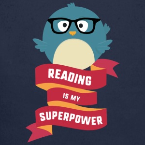 Reading is my Superpower S2g6d Baby Bodysuits - Longlseeve Baby Bodysuit