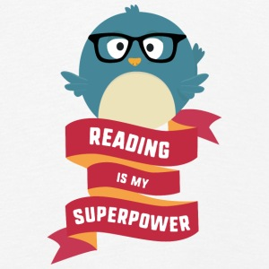 Reading is my Superpower S2g6d Long Sleeve Shirts - Kids' Premium Longsleeve Shirt
